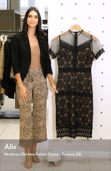 Lace Midi Dress, sales video thumbnail