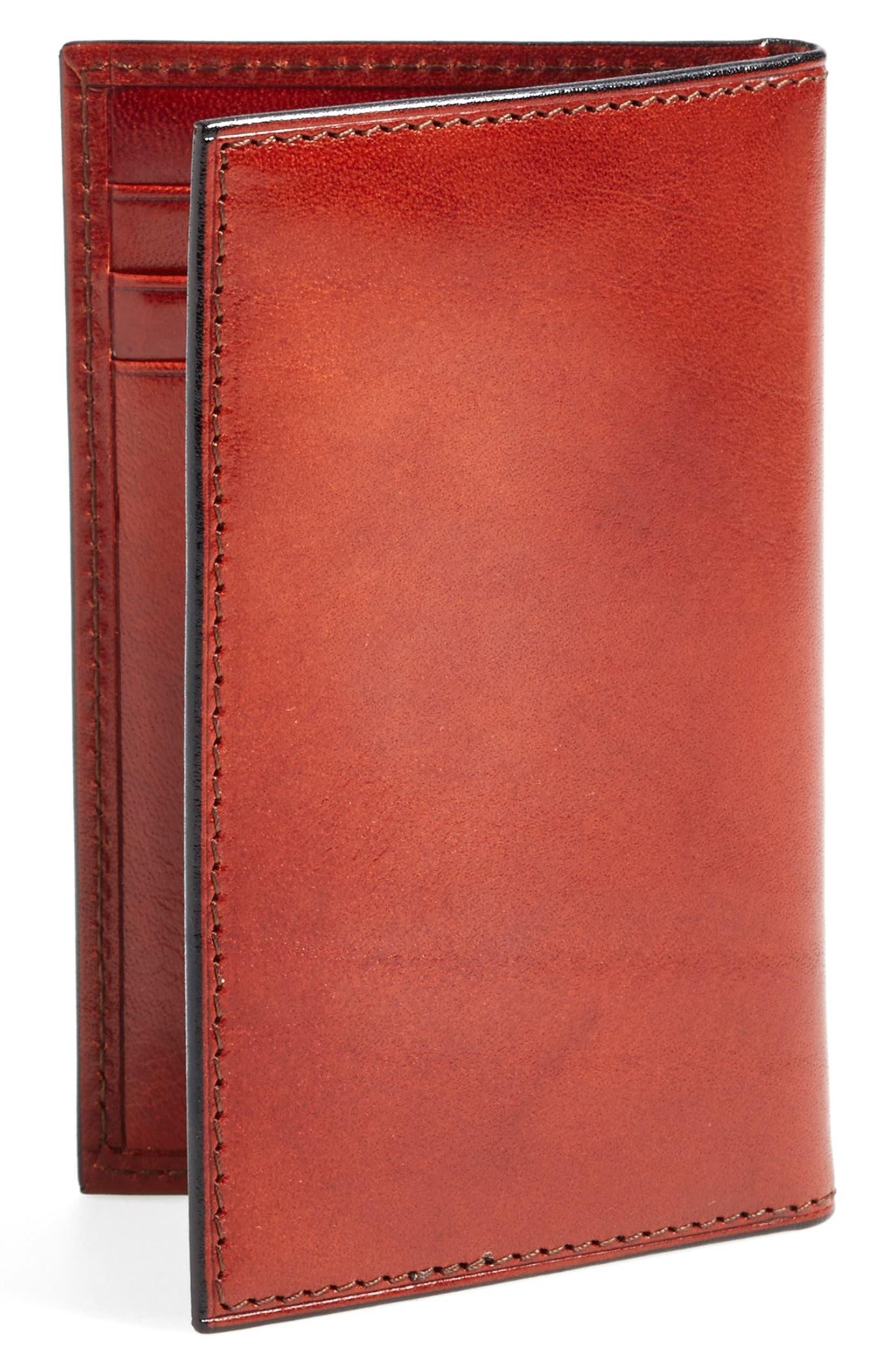 online retailer 4d7d6 fcf18 'Old Leather' Card Case