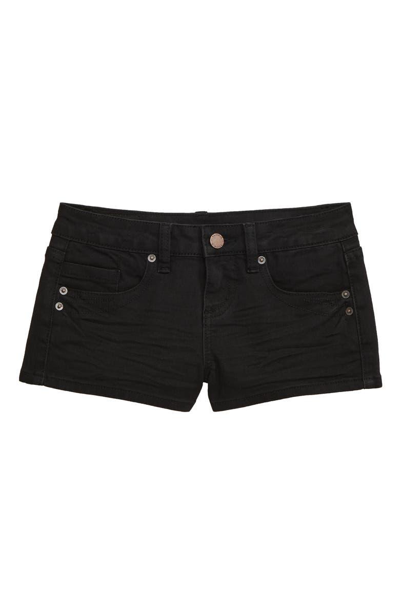 O'NEILL Waidley 2 Denim Shorts, Main, color, BLACK