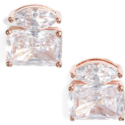 Nadri Rae Small Stud Earrings