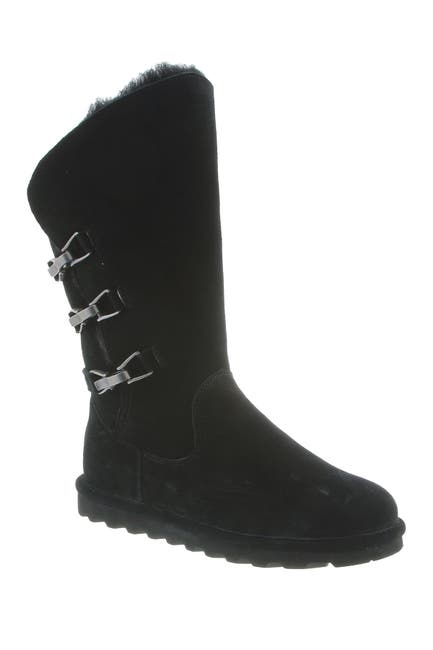 Image of BEARPAW Jenna Suede Tall Boot