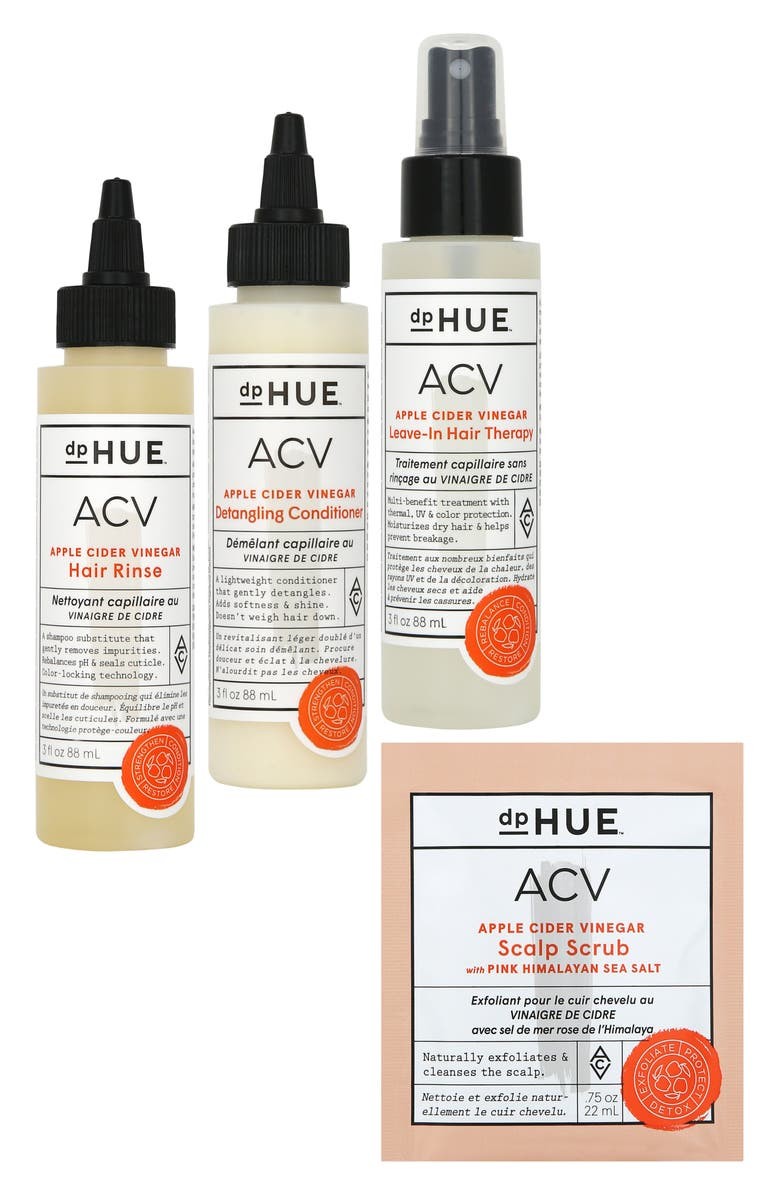 DPHUE ACV Travel Size Set, Main, color, NO COLOR