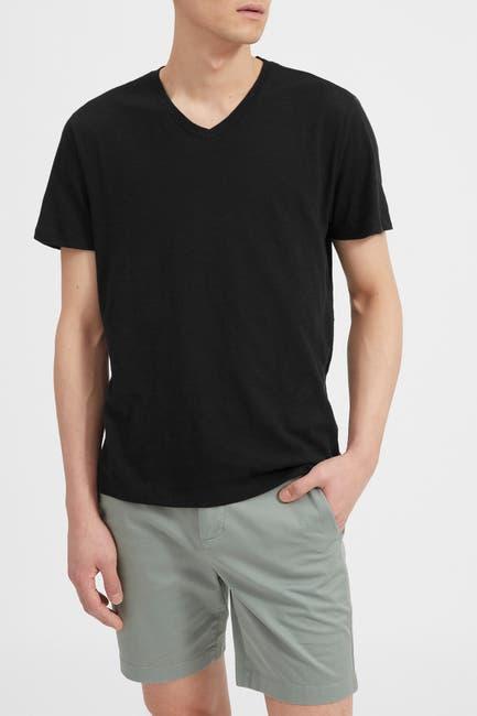 Image of EVERLANE Air V-Neck T-Shirt