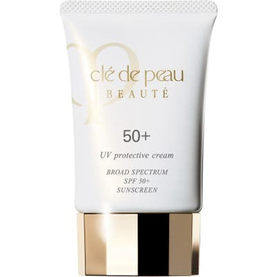 Cle De Peau Beaute Uv Protective Cream Broad Spectrum Spf 50+ Sunscreen