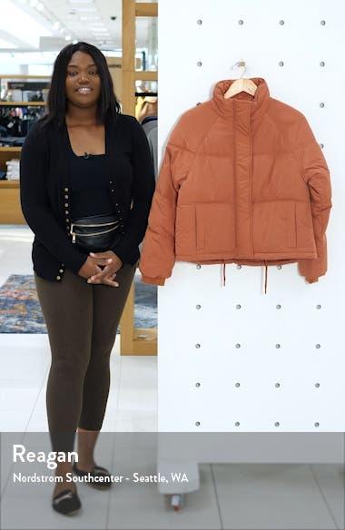 Sasha Puffer Jacket, sales video thumbnail