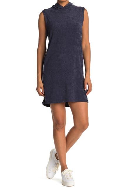 Image of Tommy Hilfiger Bell Sleeve Knit Dress