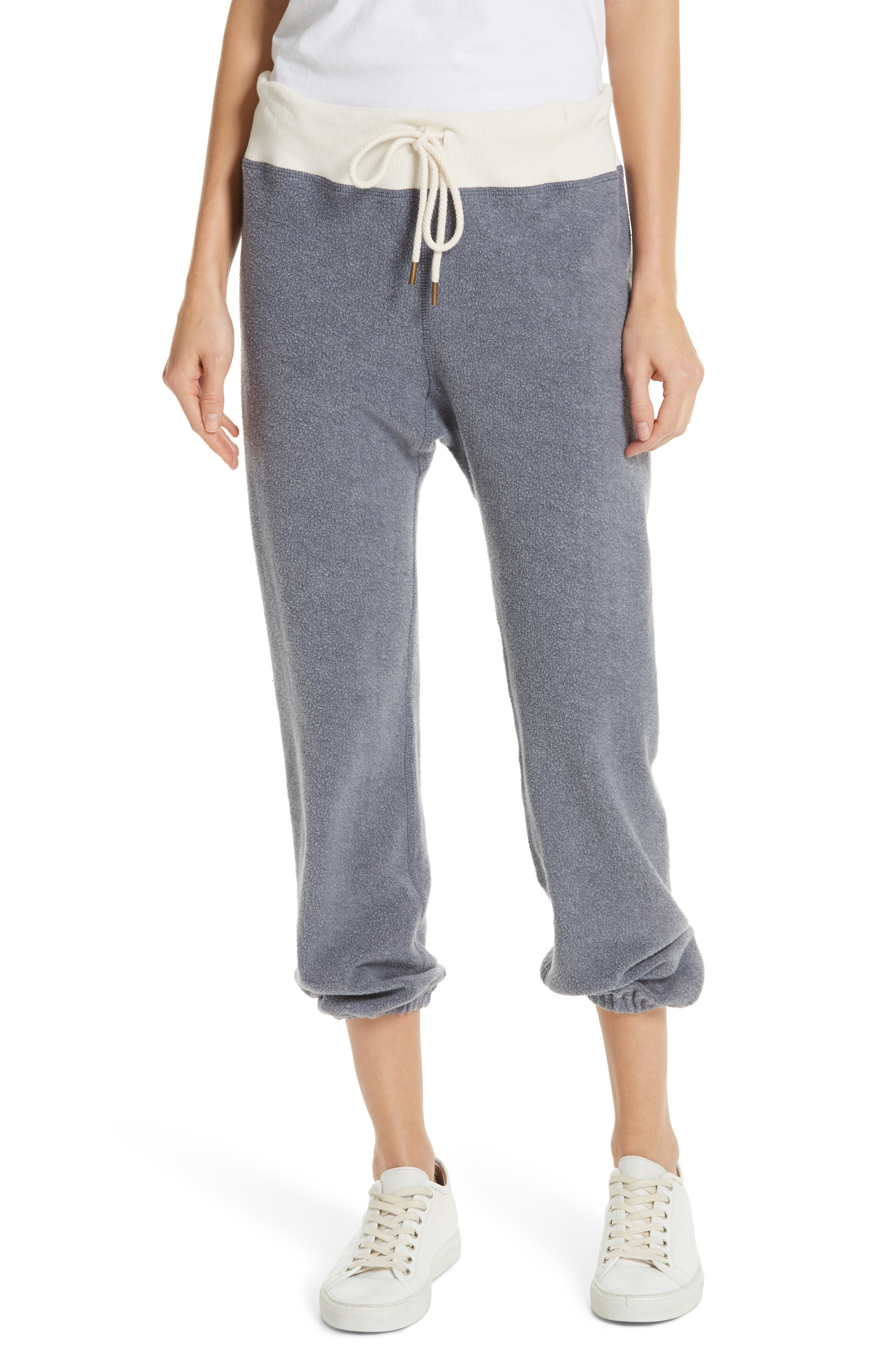 The Great. The Warm Up Sweatpants, Blue