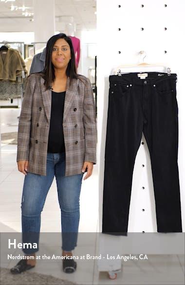 Sateen Slim Jeans, sales video thumbnail