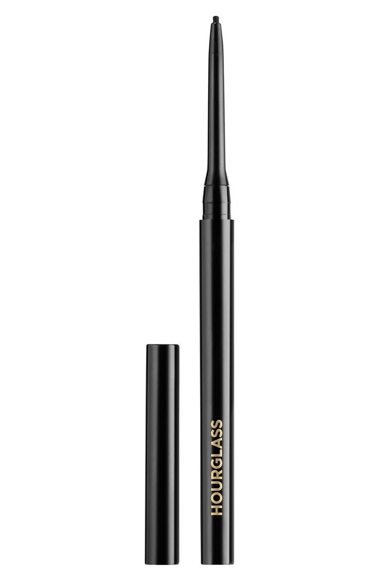 HOURGLASS 1.5mm Mechanical Gel Eyeliner, Main, color, OBSIDIAN