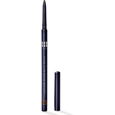 Bbb London Ultra Slim Brow Definer Eyebrow Pencil - Indian Chocolate