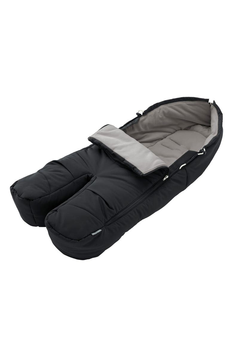STOKKE Stroller Footmuff, Main, color, BLACK
