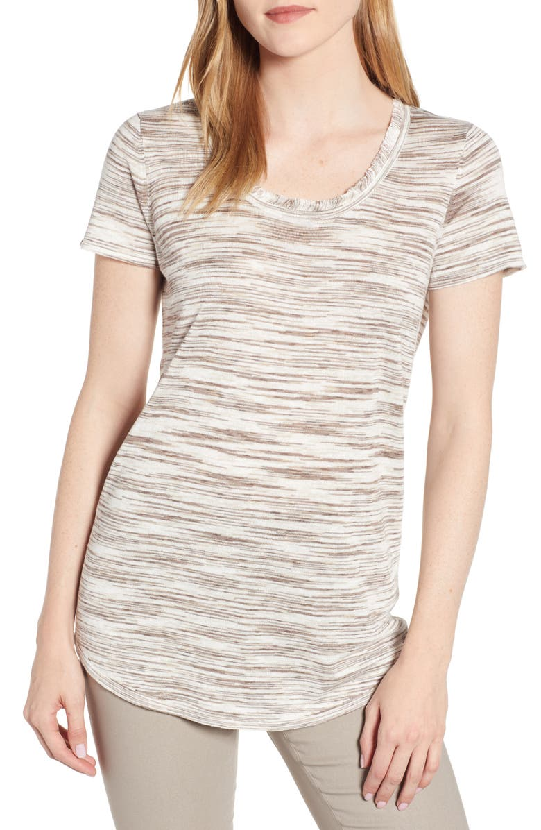NIC+ZOE Fade Out Tee, Main, color, 257