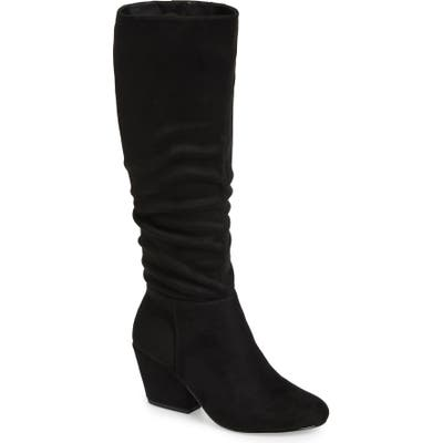 Bella Vita Karen Ii Knee High Slouch Boot, Black