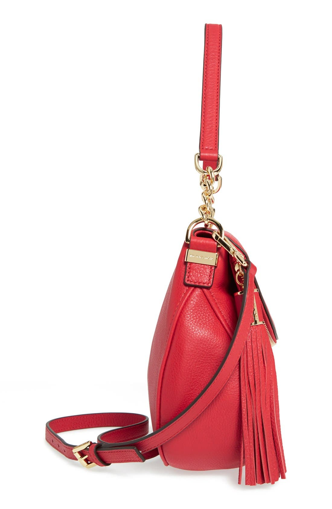 ,                             'Bedford Tassel - Medium' Convertible Leather Shoulder Bag,                             Alternate thumbnail 47, color,                             613