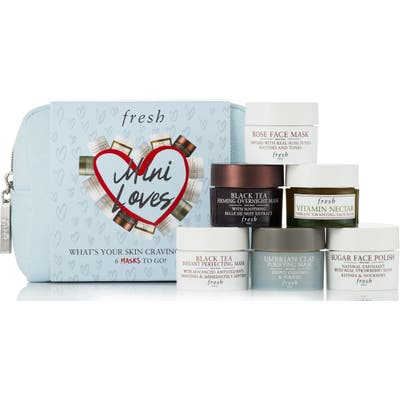 Fresh Mini Loves Mini Mask Set (Nordstrom Exclusive) ($84 Value)