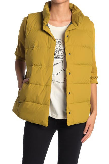 Image of MOUNTAIN HARDWEAR Glacial Storm Down Puffer Vest