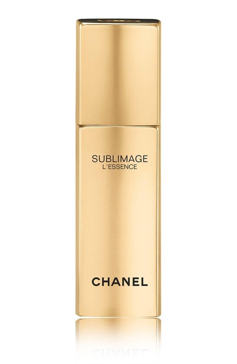 CHANEL SUBLIMAGE L'ESSENCE <br />Ultimate Revitalizing & Light-Activating Concentrate, Main, color, 000