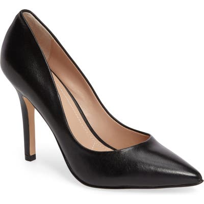 Charles By Charles David Maxx Pointy Toe Pump, Black