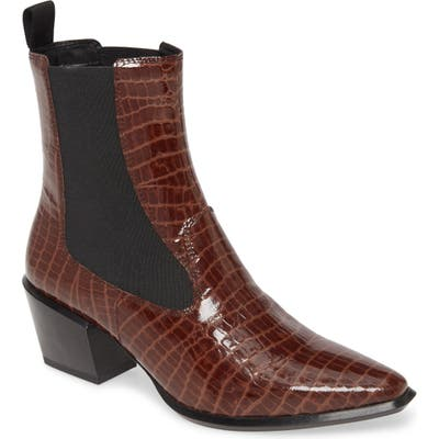 Vagabond Shoemakers Betsy Tall Chelsea Boot, Brown