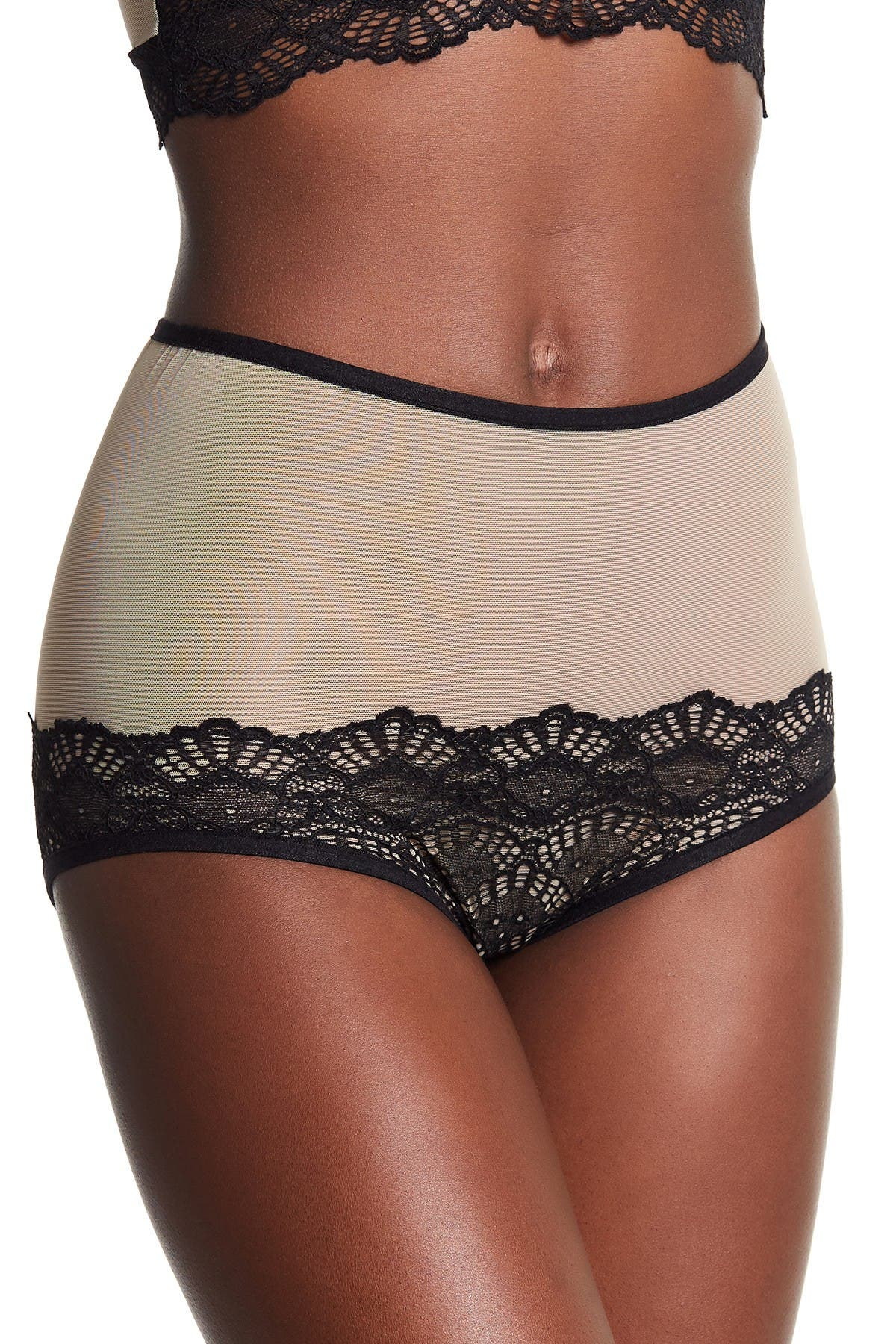 Image of Only Hearts Whisper Sweet Nothings High Waisted Briefs