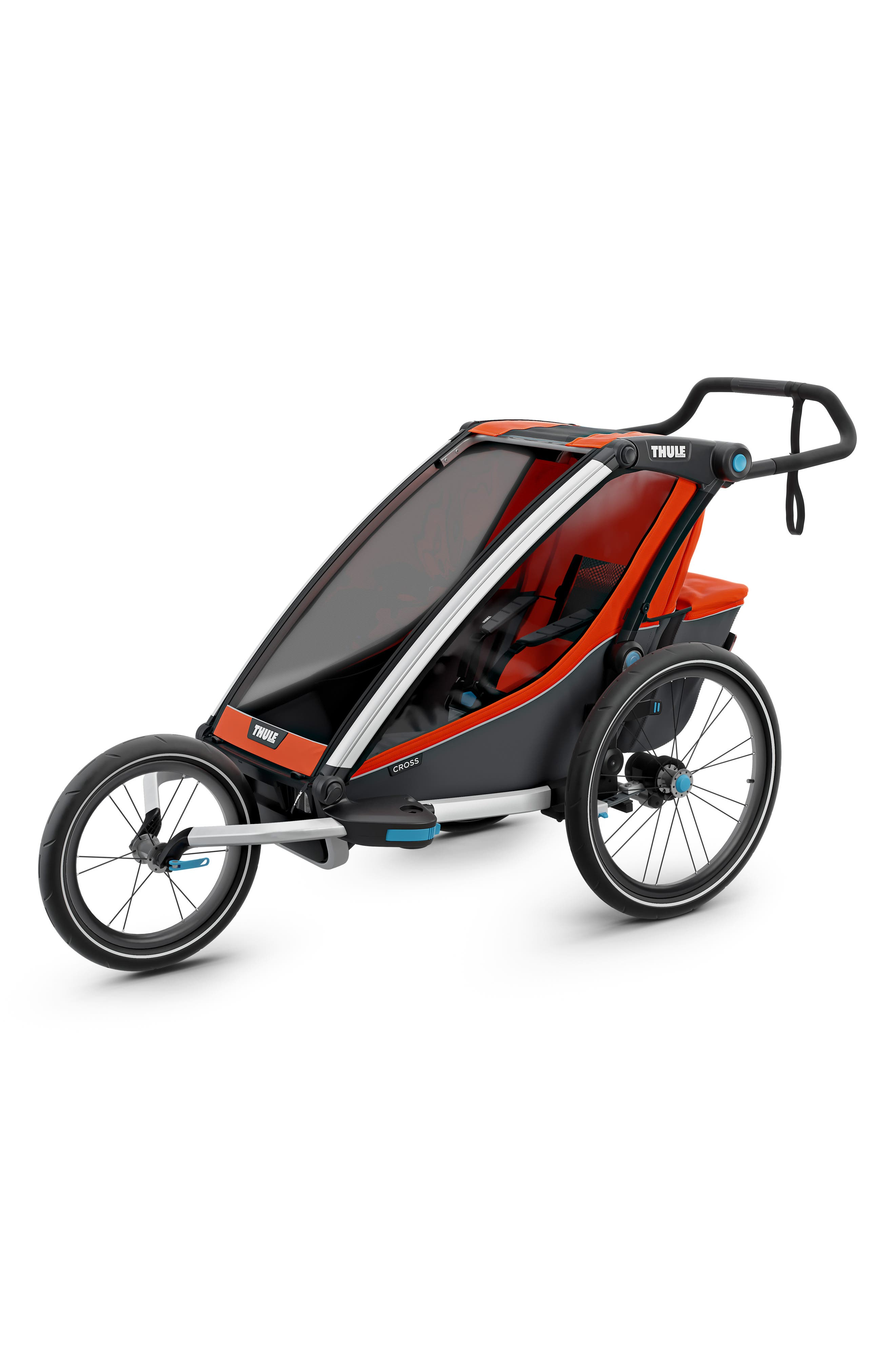 Infant Thule 2019 Chariot Cross Multisport Cycle Trailerstroller Size One Size  Orange