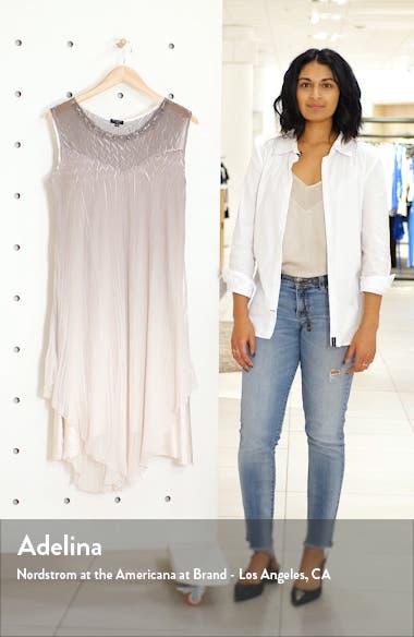 Beaded Neck Layered Midi Dress, sales video thumbnail