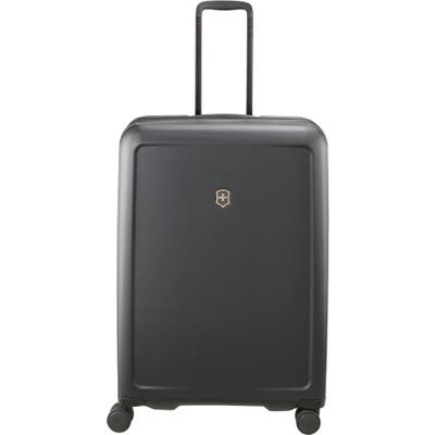 Victorinox Swiss Army Connex Large 30-Inch Spinner Hardside Packing Case - Black