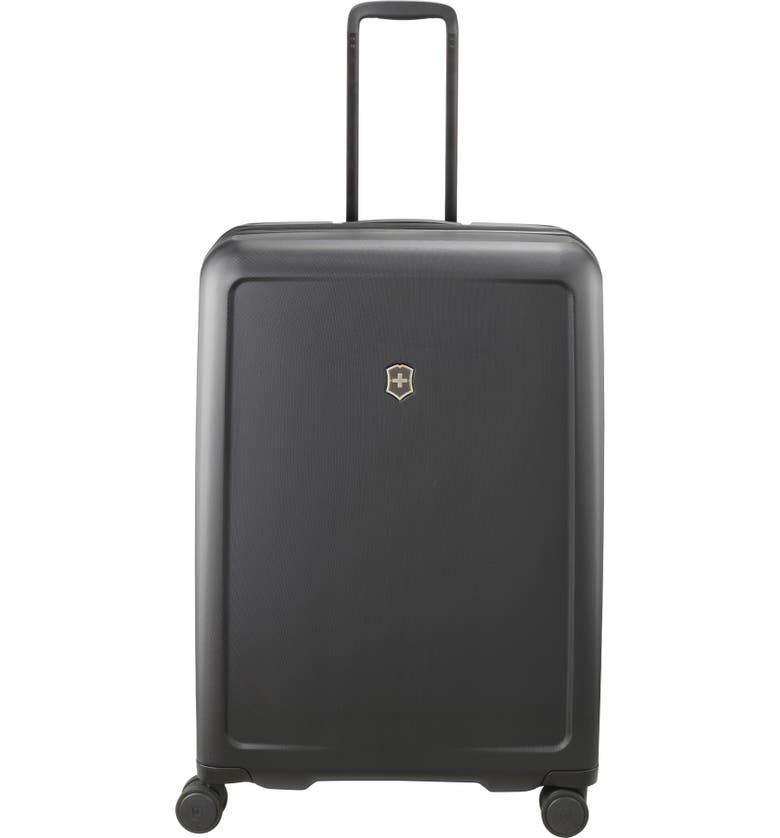 VICTORINOX SWISS ARMY<SUP>®</SUP> Connex Large 30-Inch Spinner Hardside Packing Case, Main, color, BLACK