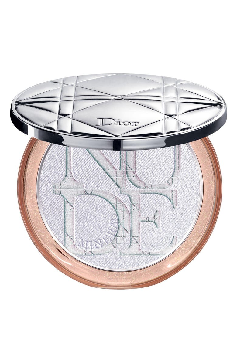 DIOR Diorskin Nude Luminizer Shimmering Glow Powder, Main, color, 06 HOLOGRAPHIC GLOW