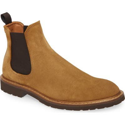Good Man Brand Norwegian Chelsea Boot, Brown