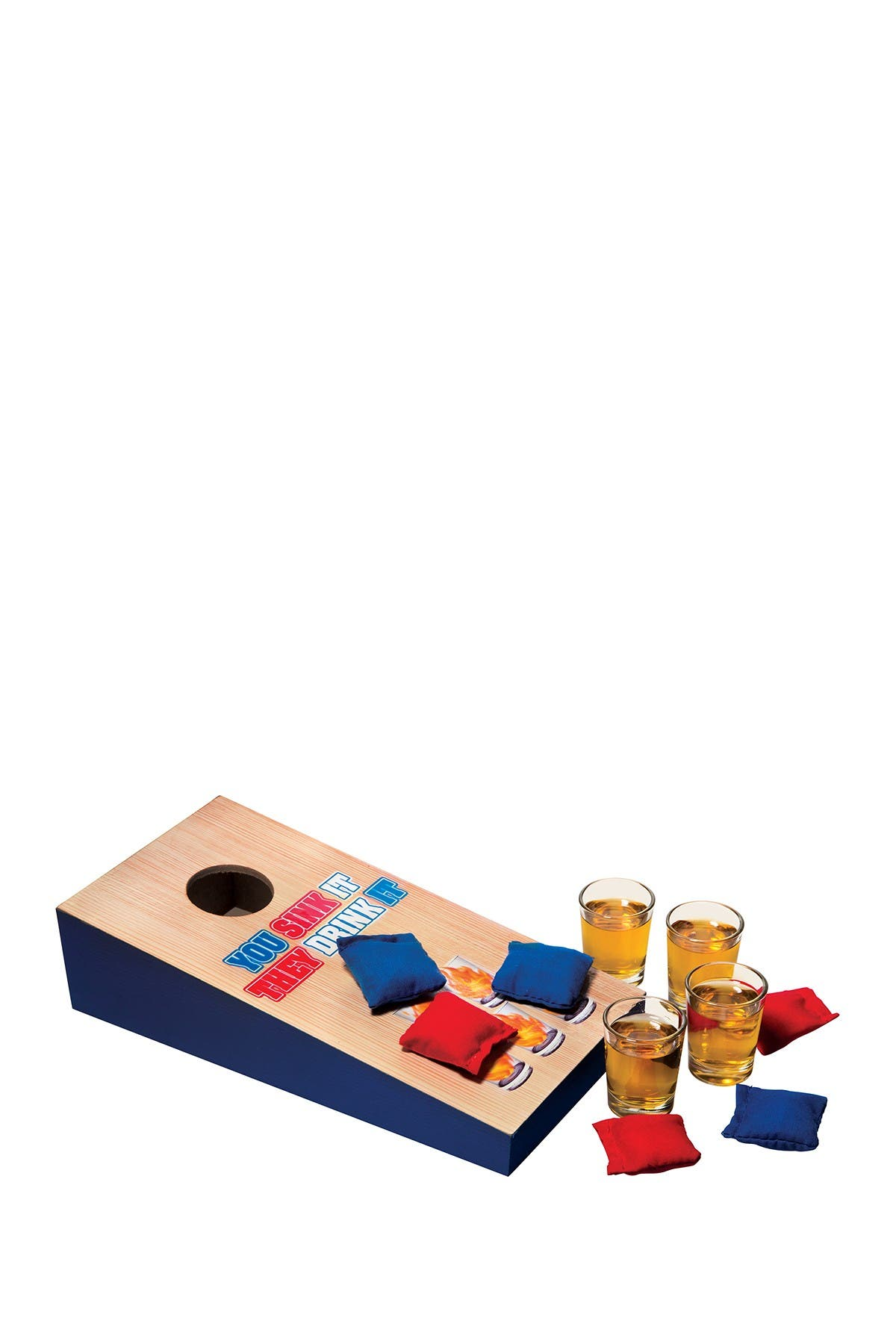 Image of Home Essentials and Beyond Funville Drinking Toss Game