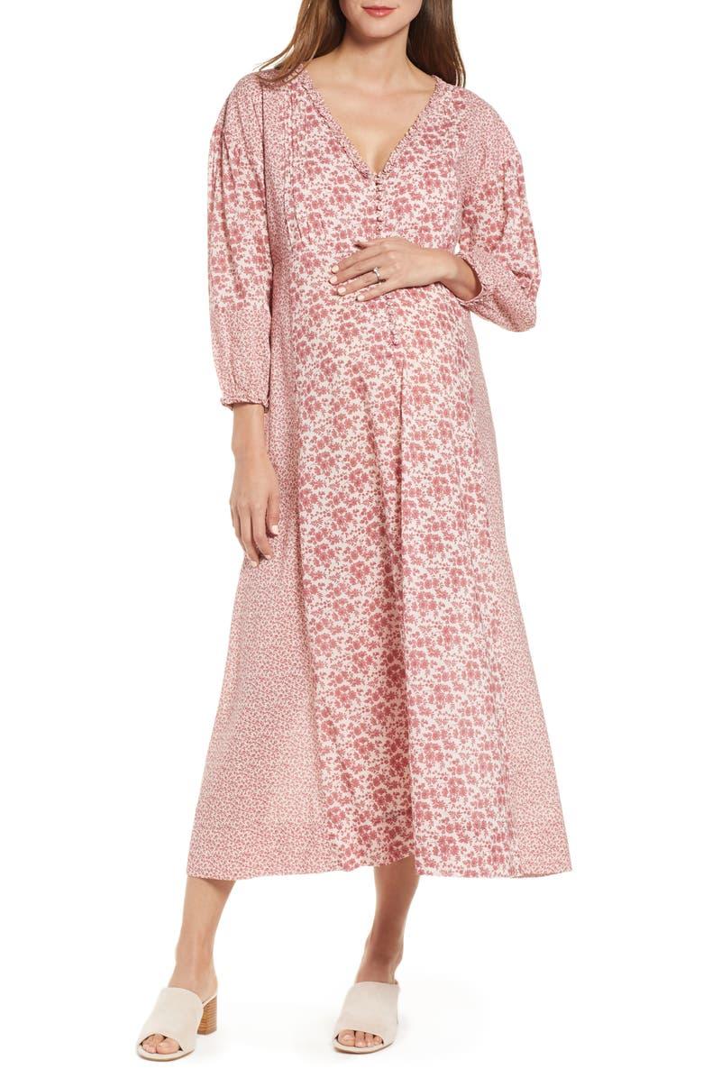 HATCH Gemma Dress, Main, color, 650