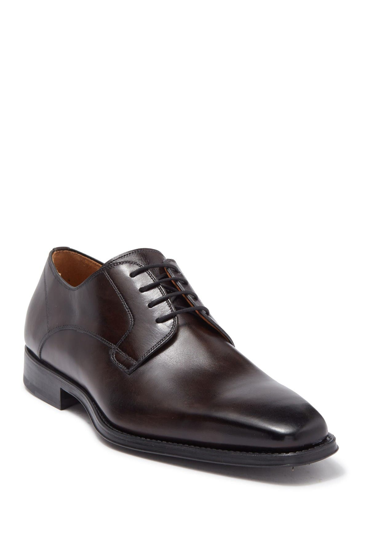 Image of Magnanni Knight Grey Derby - Wide Width Available