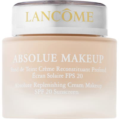Lancome Absolue Replenishing Cream Makeup Foundation Spf 20 Sunscreen - Absolute Pearl 20 (N)