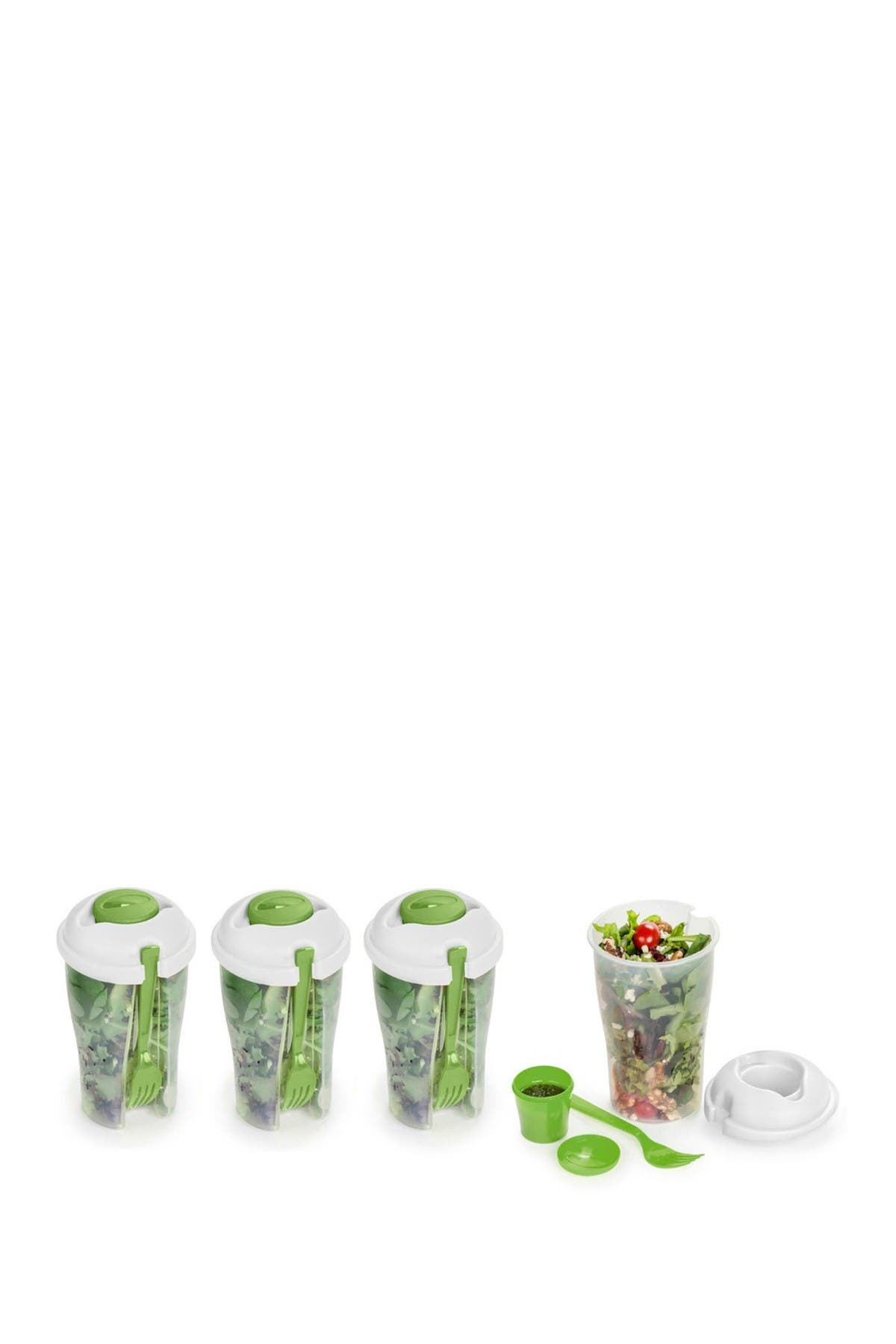 Image of Glomery Lunch To-Go Cups - Set of 4