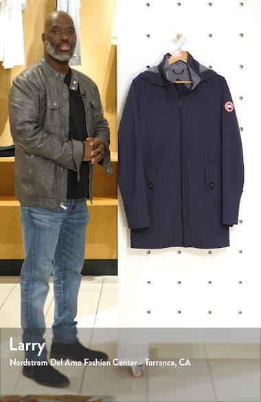 Kent Slim Fit Windproof/Water Resistant Jacket, sales video thumbnail