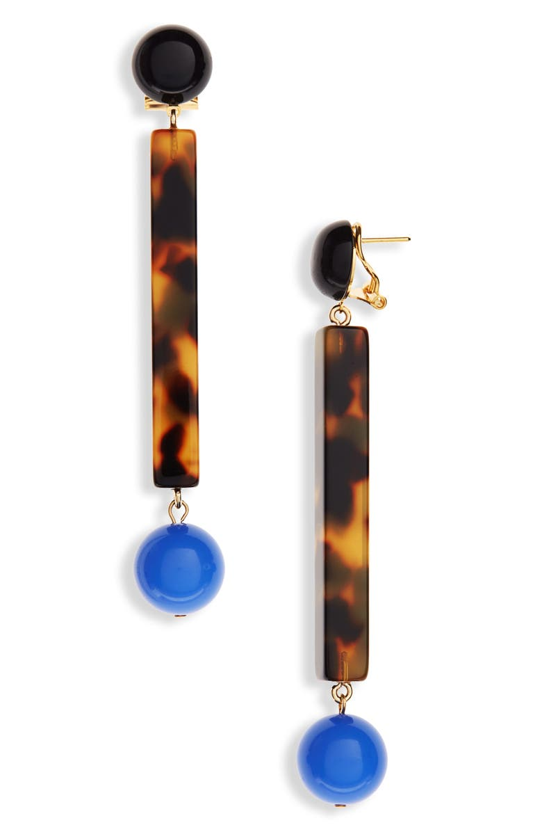 RACHEL COMEY Track Linear Earrings, Main, color, 200
