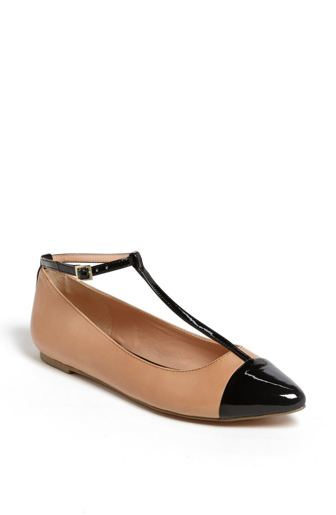 ,                             Julianne Hough for Sole Society 'Addy' Flat,                             Main thumbnail 21, color,                             251