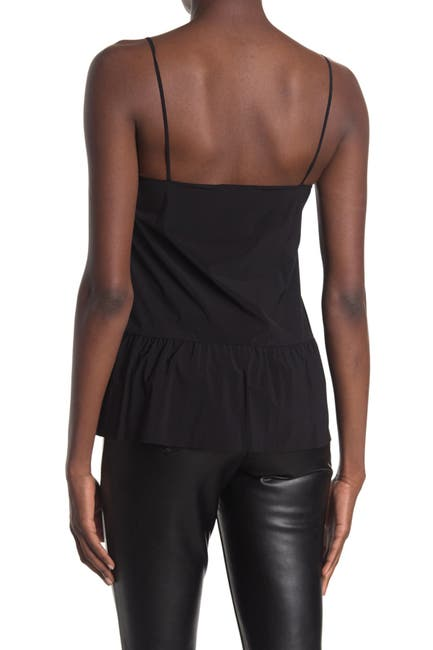 Image of RED Valentino Ruffle Camisole