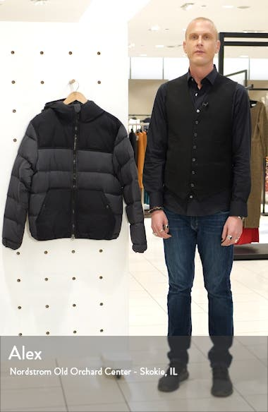 Featherweight Water Repellent Down Coat, sales video thumbnail