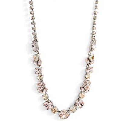Sorrelli Sparkling Siren Crystal Necklace