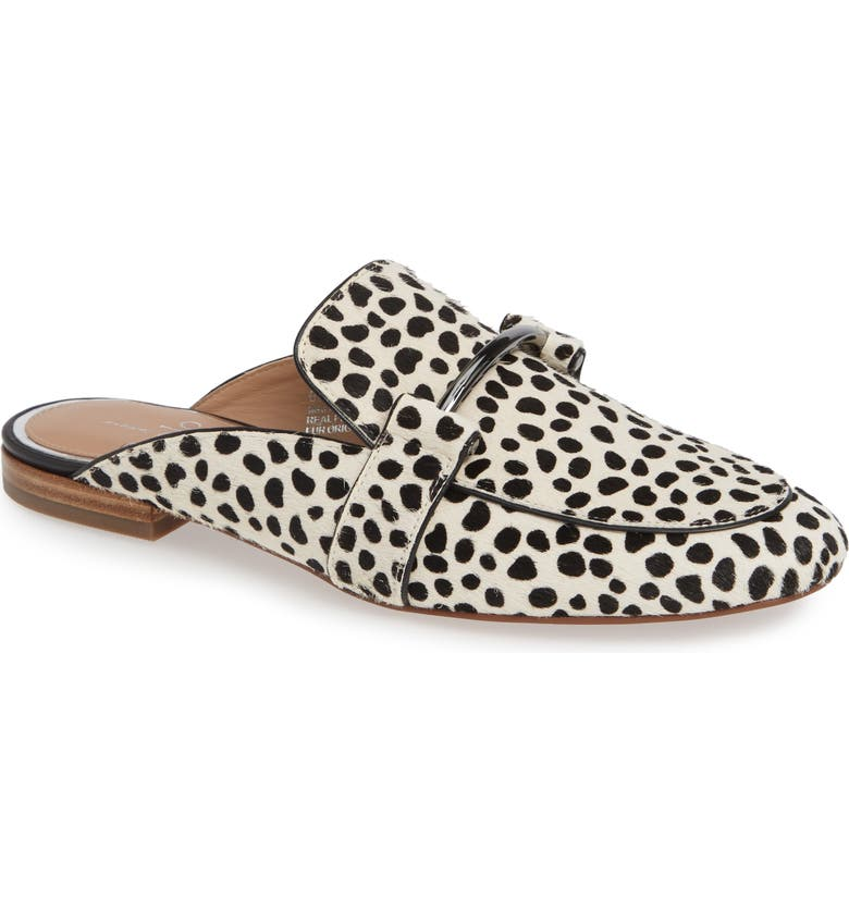 LINEA PAOLO Annie Loafer Mule, Main, color, 001