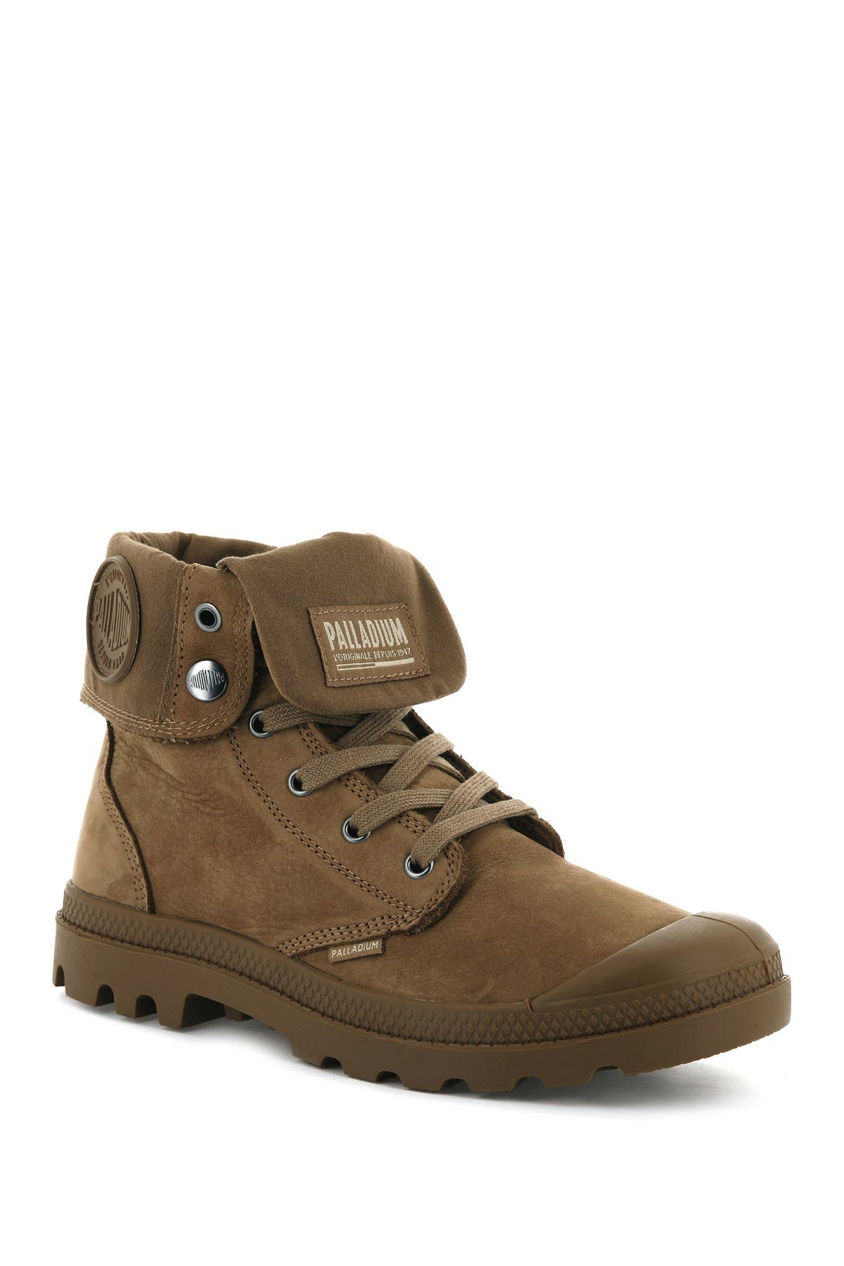 Image of PALLADIUM Pampa Baggy Folded Cuff Sneaker Boot
