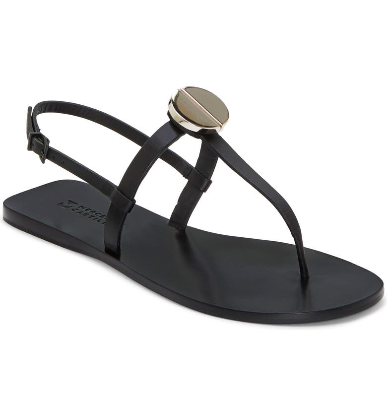 MERCEDES CASTILLO Hollen Sandal, Main, color, 001
