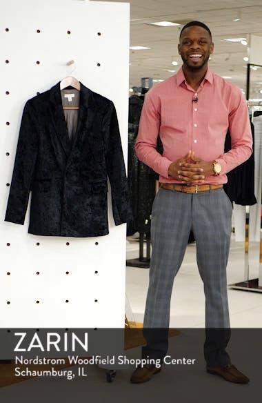 Bonded Velvet Jacket, sales video thumbnail
