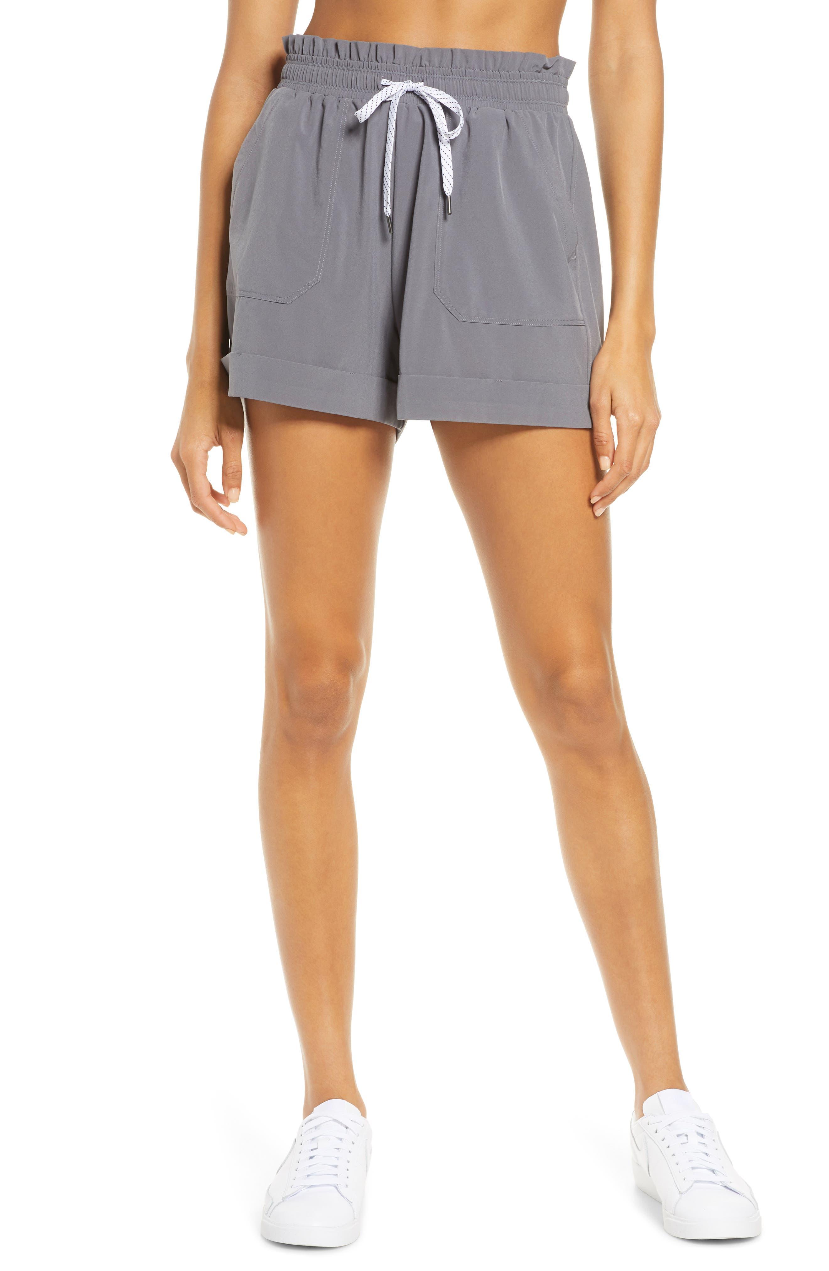 Women's Zella Camp Shorts