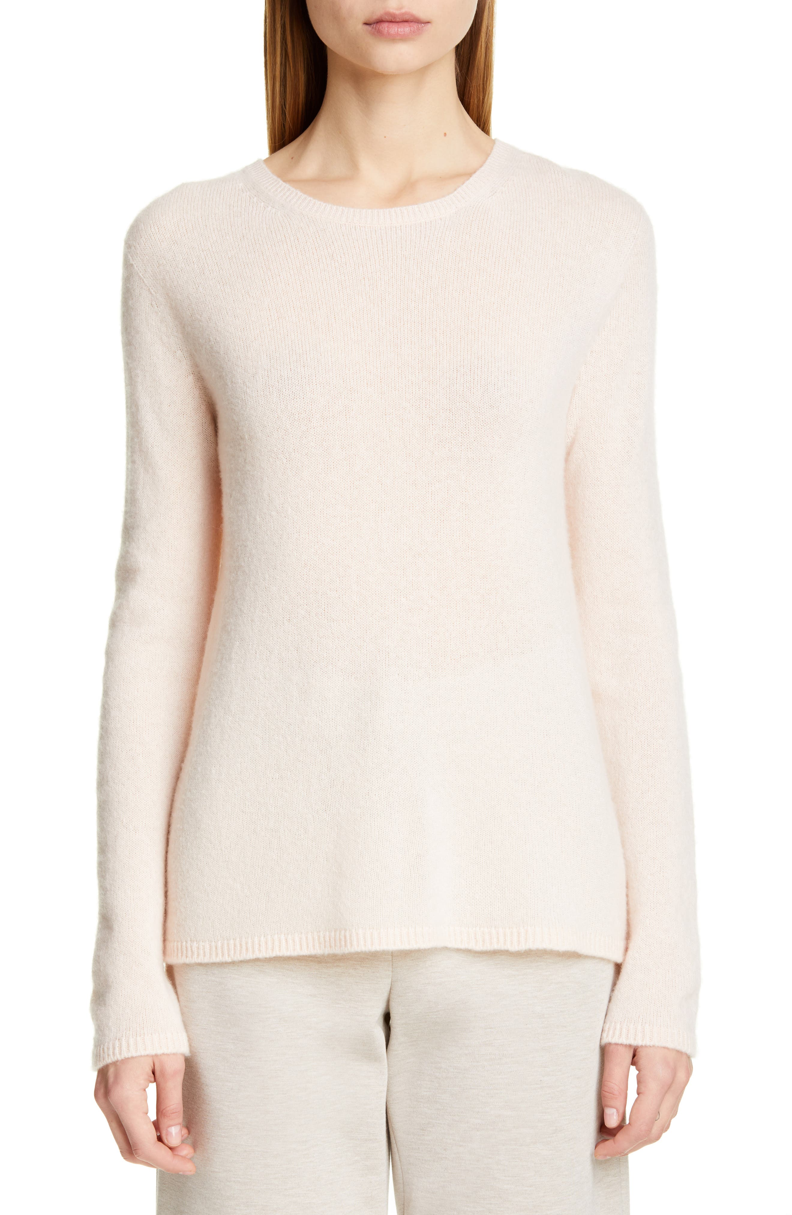 Max Mara Sweaters Zeno Cashmere & Silk Sweater