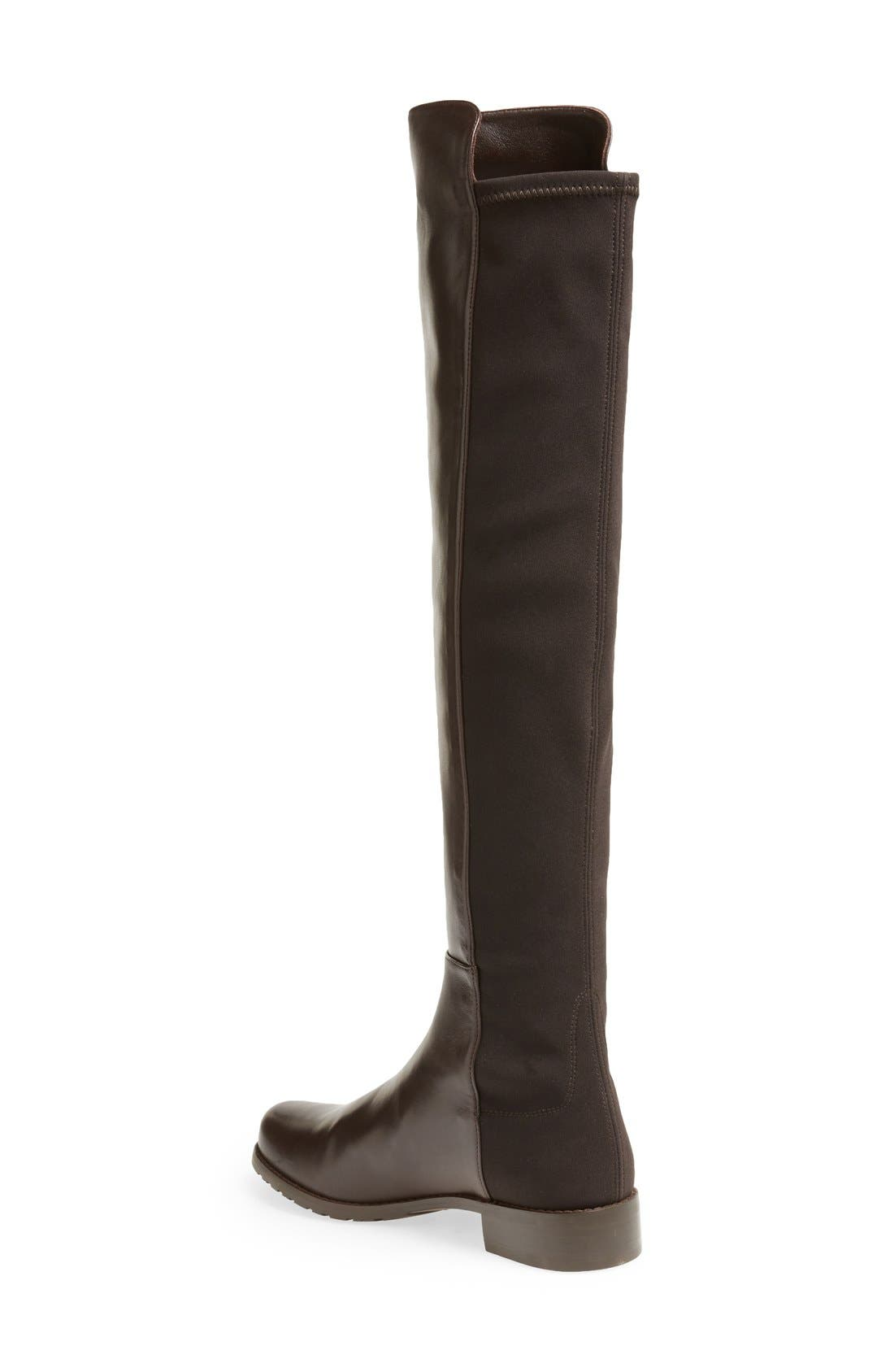 ,                             5050 Over the Knee Leather Boot,                             Alternate thumbnail 30, color,                             202