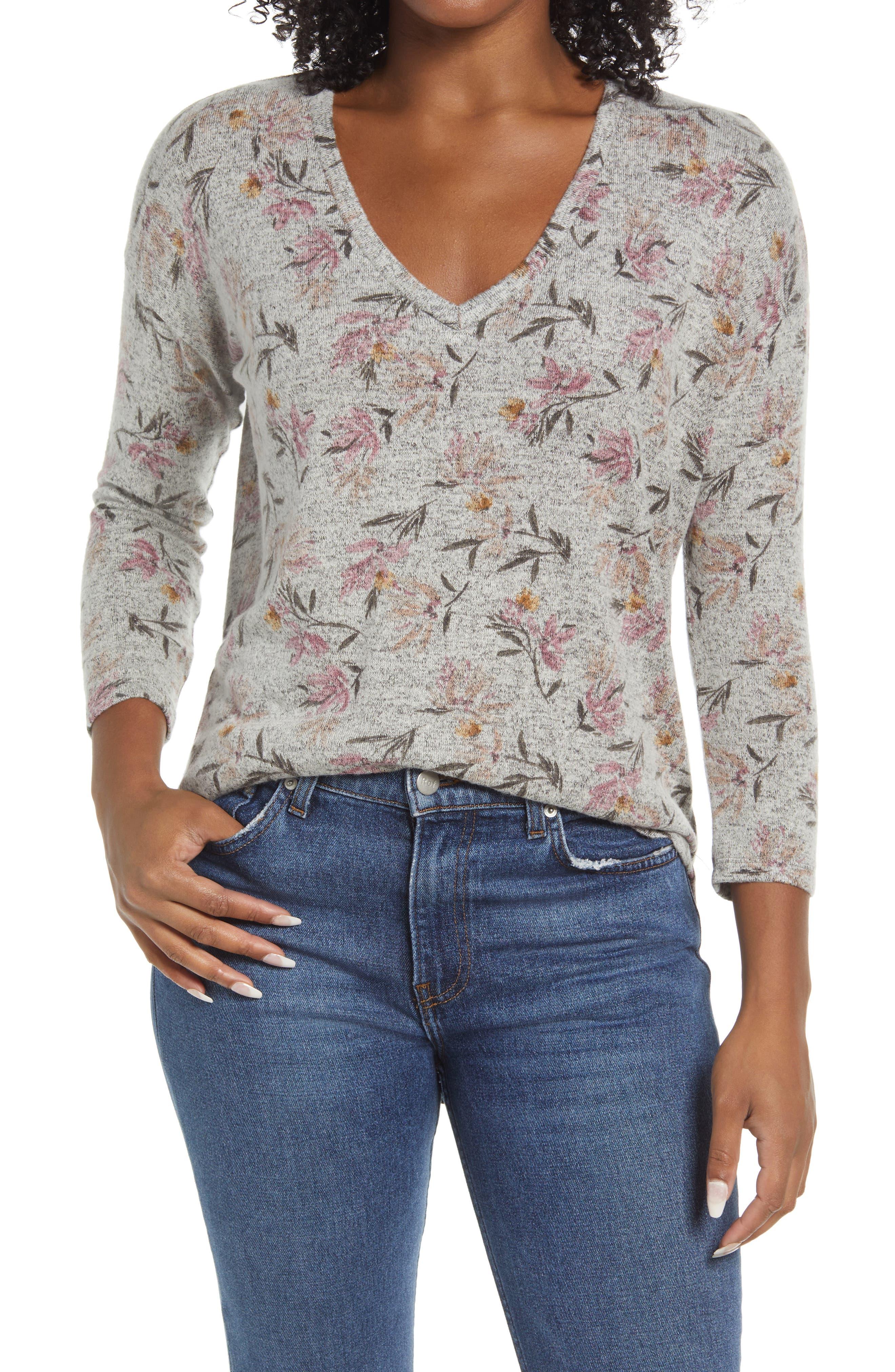 Cozy Shirttail Top