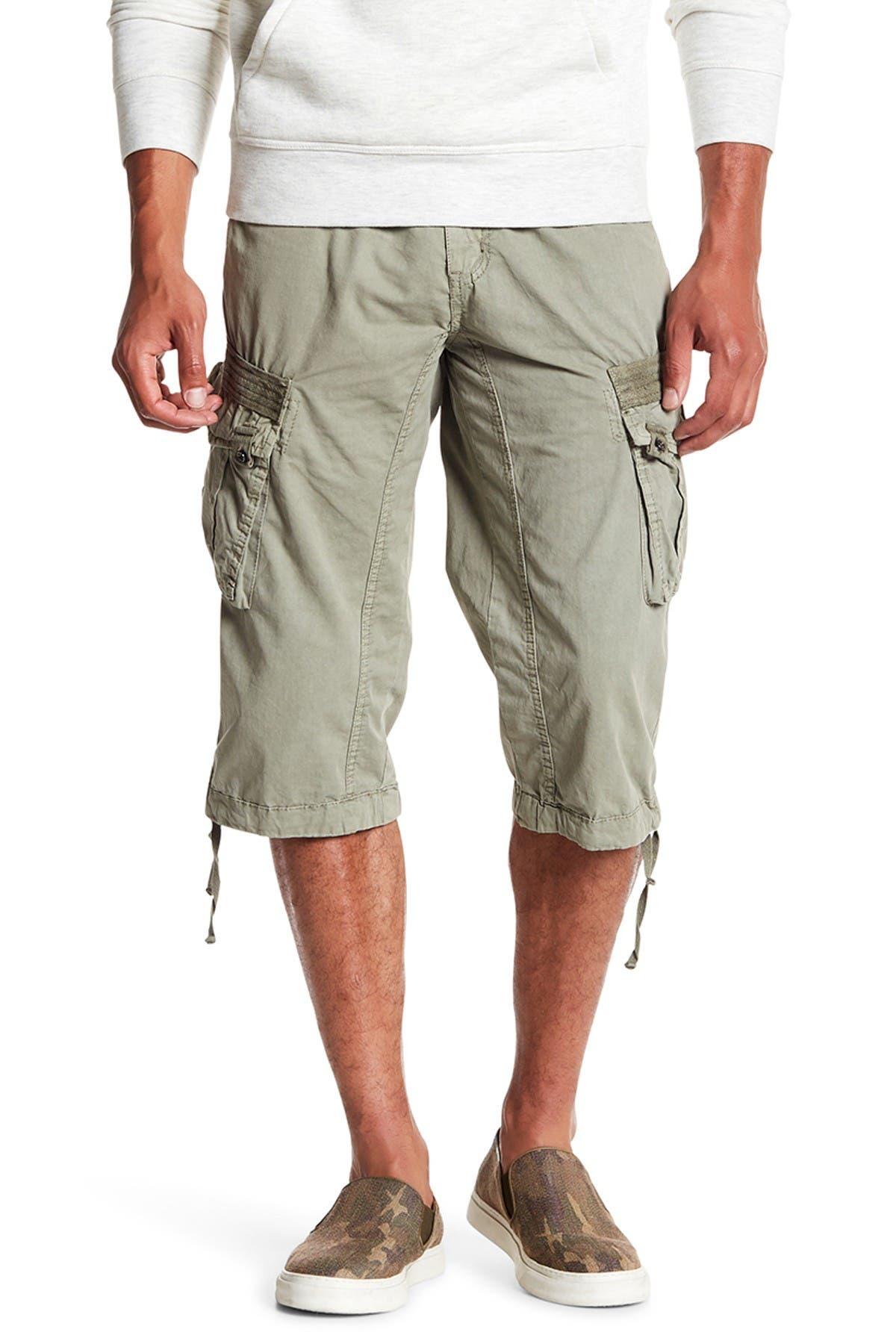 Image of XRAY Belted Cargo Shorts